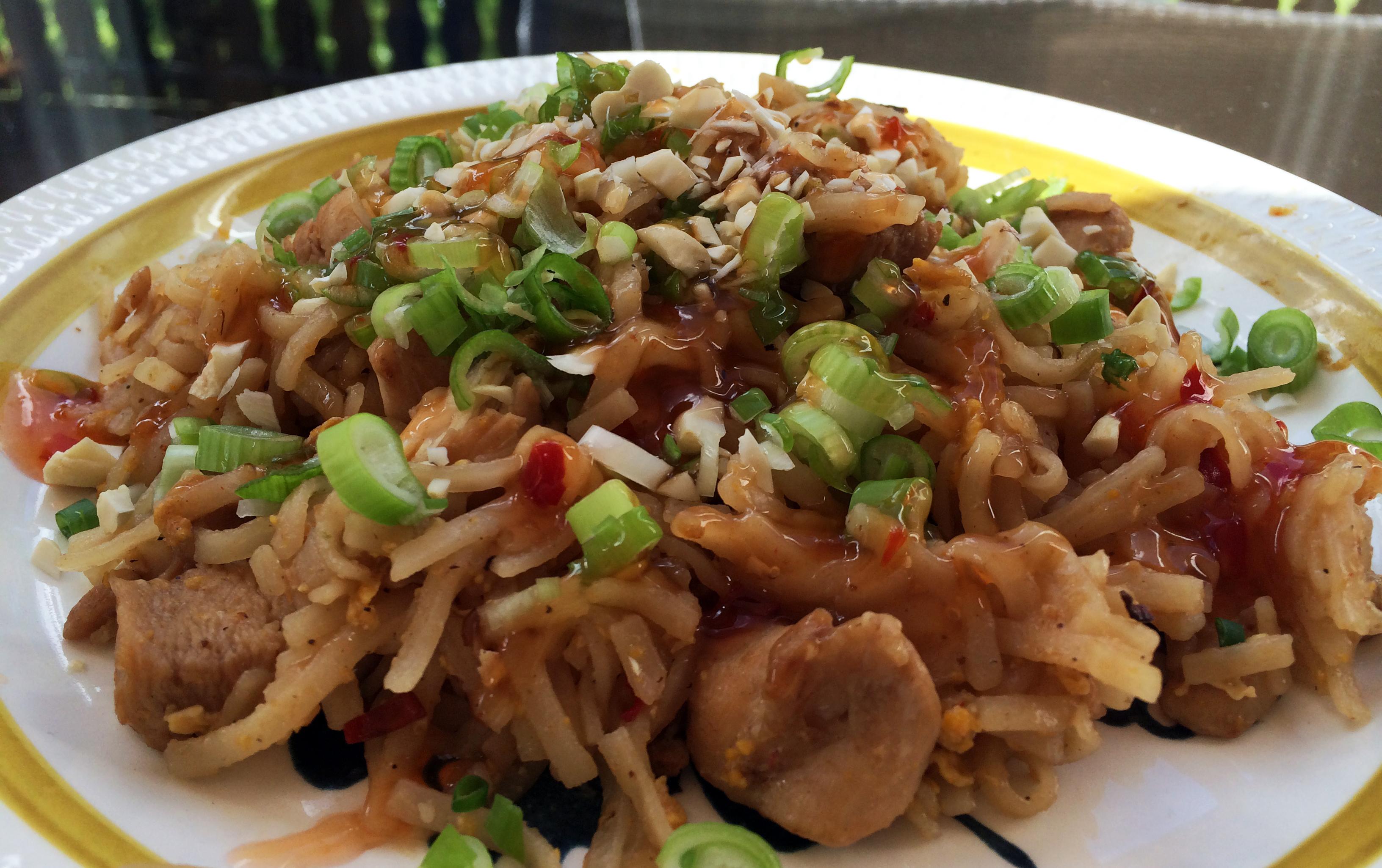 thailand mat oppskrifter