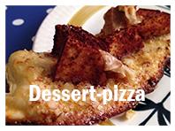 Dessertpizza