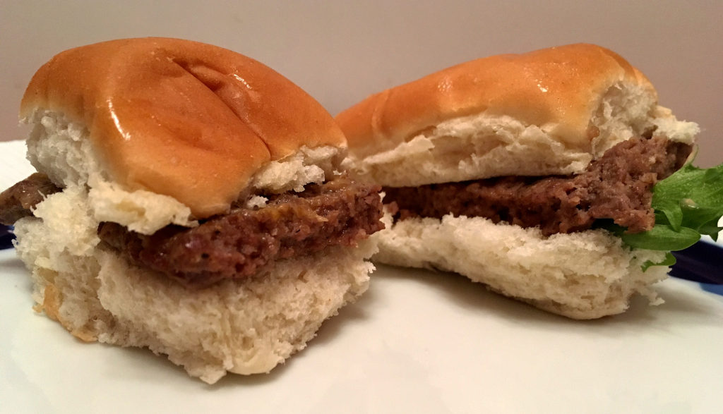 Ovnsbakte sliders