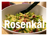 Mange er skeptisk til rosenkål, men denne var faktisk god!