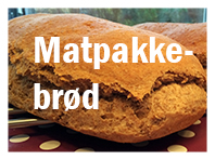 Smør deg en klassisk norsk matpakke med dette kjempesaftige brødet!