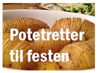 Hvilke poteter skal du ha til?