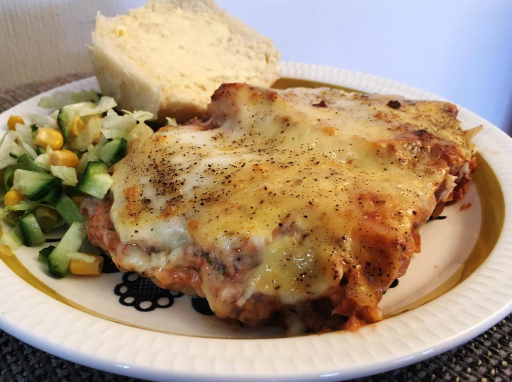 Kjøttsaus til lasagne